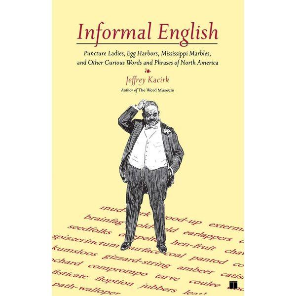 Informal English - Jeffrey Kacirk   Karta-nauczyciela.org