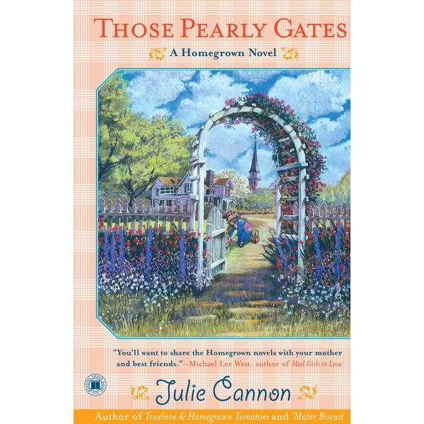 Those Pearly Gates - Julie Cannon   Karta-nauczyciela.org