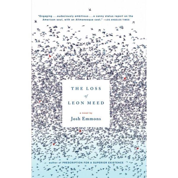 The Loss of Leon Meed - Josh Emmons | Karta-nauczyciela.org