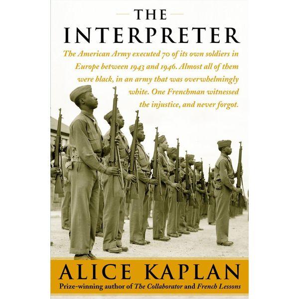 The Interpreter - Alice Kaplan | Karta-nauczyciela.org
