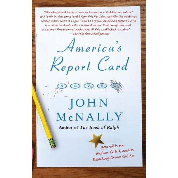 America's Report Card - John McNally   Karta-nauczyciela.org