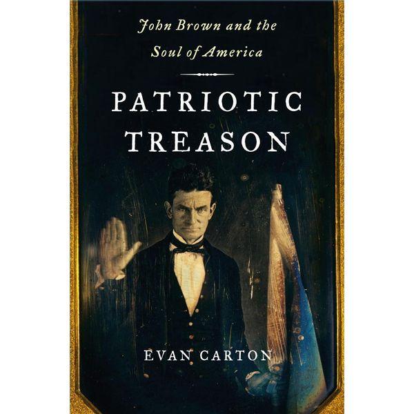 Patriotic Treason - Evan Carton   Karta-nauczyciela.org