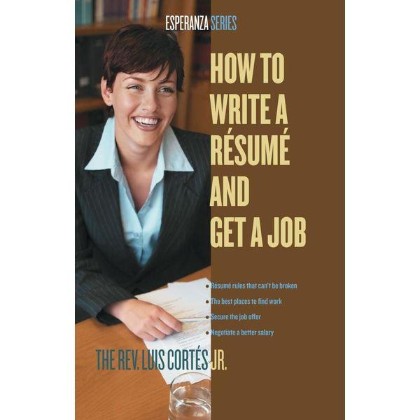 How to Write a Resume and Get a Job - Rev. Luis Cortes | Karta-nauczyciela.org