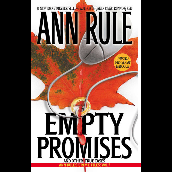Empty Promises And Other True Cases - Ann Rule   Karta-nauczyciela.org