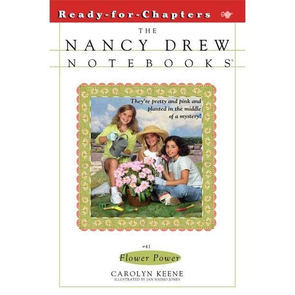 Flower Power - Carolyn Keene   Karta-nauczyciela.org