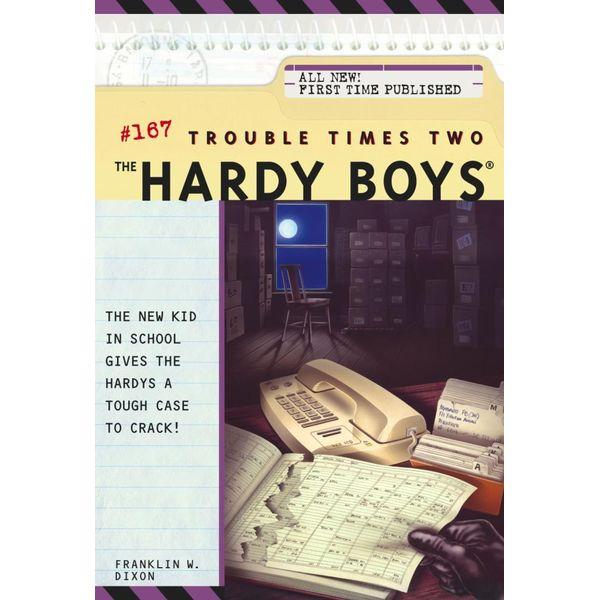 Trouble Times Two - Franklin W. Dixon   Karta-nauczyciela.org