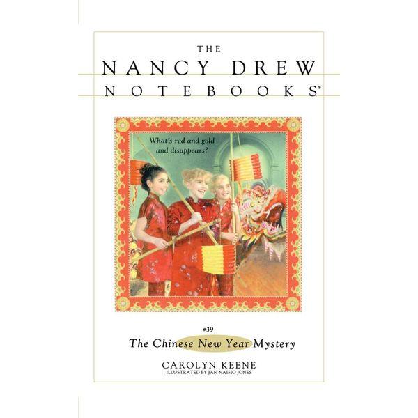 The Chinese New Year Mystery - Carolyn Keene, Jan Naimo Jones (Illustrator) | Karta-nauczyciela.org