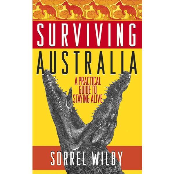 Surviving Australia - Sorrel Wilby | Karta-nauczyciela.org
