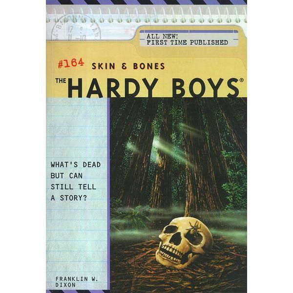 Skin and Bones - Franklin W. Dixon   Karta-nauczyciela.org
