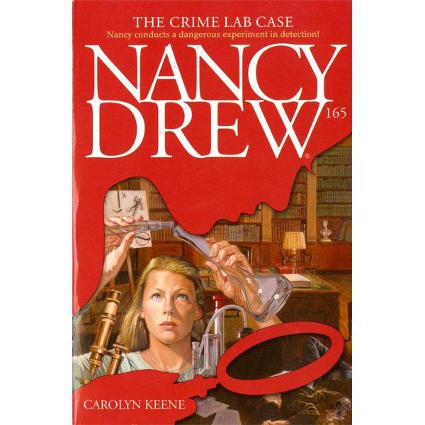 The Crime Lab Case - Carolyn Keene   Karta-nauczyciela.org