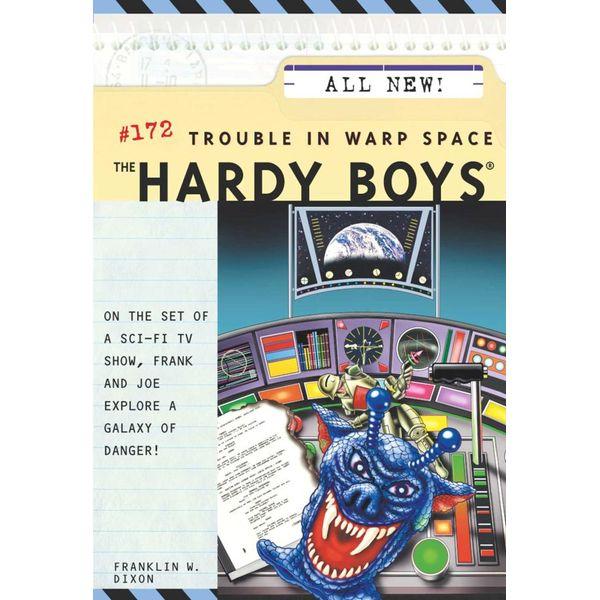 Trouble in Warp Space - Franklin W. Dixon   Karta-nauczyciela.org