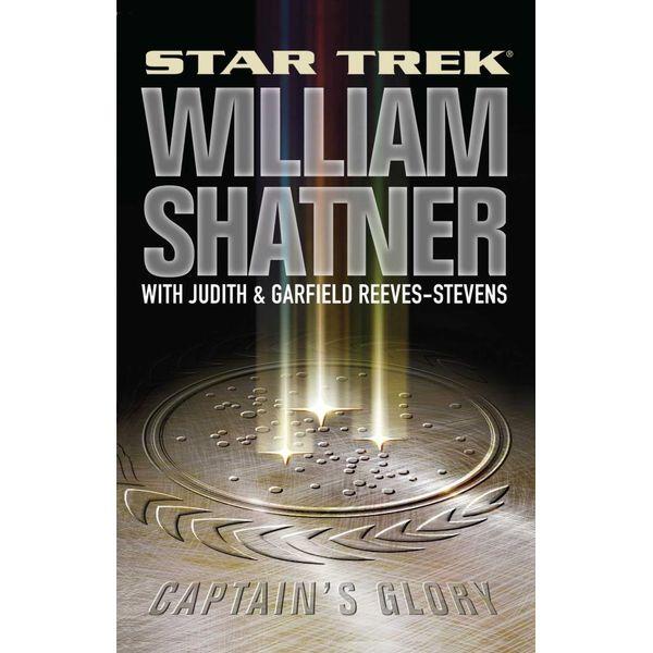 Captain's Glory - William Shatner, Judith Reeves-Stevens   Karta-nauczyciela.org
