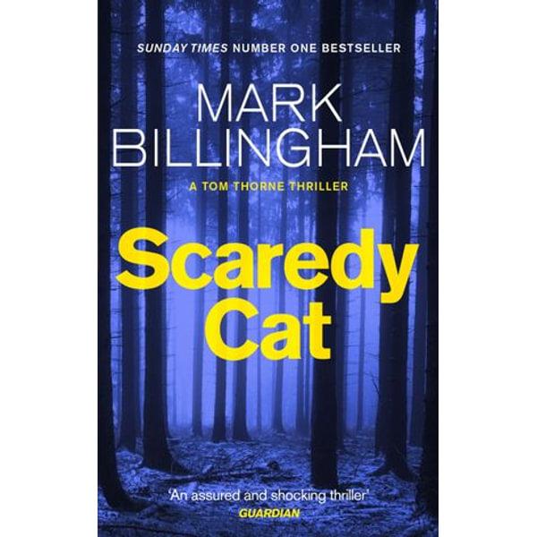Scaredy Cat - Mark Billingham | Karta-nauczyciela.org