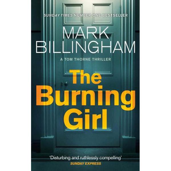 The Burning Girl - Mark Billingham   Karta-nauczyciela.org