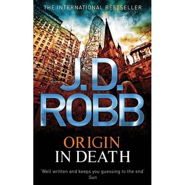 Origin in Death - J.D. Robb   Karta-nauczyciela.org
