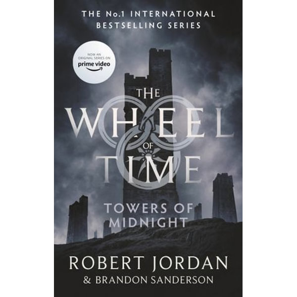 Towers of Midnight - Robert Jordan, Brandon Sanderson | Karta-nauczyciela.org