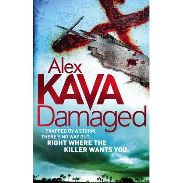 Damaged - Alex Kava   Karta-nauczyciela.org