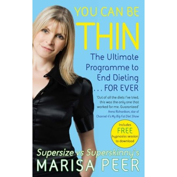 You Can Be Thin - Marisa Peer | Karta-nauczyciela.org