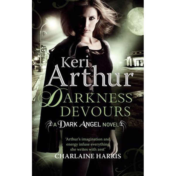 Darkness Devours - Keri Arthur | Karta-nauczyciela.org
