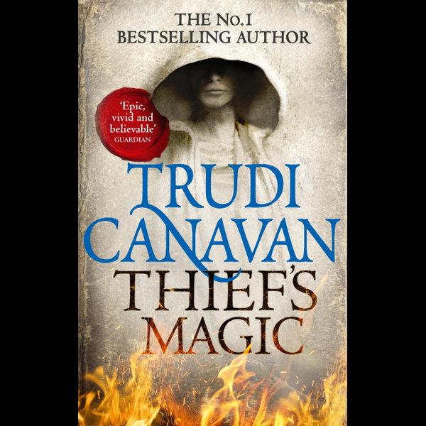 Thief's Magic - Trudi Canavan   Karta-nauczyciela.org