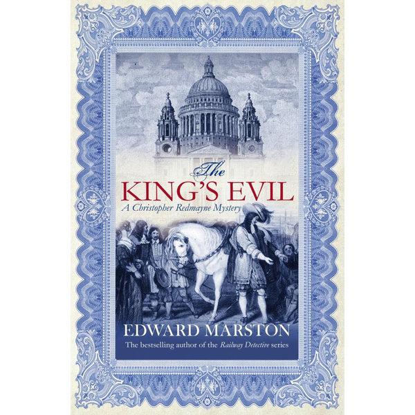 The King's Evil - Edward Marston   Karta-nauczyciela.org