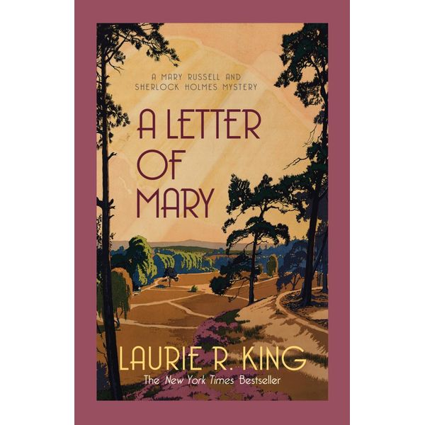 A Letter of Mary - Laurie R. King | Karta-nauczyciela.org