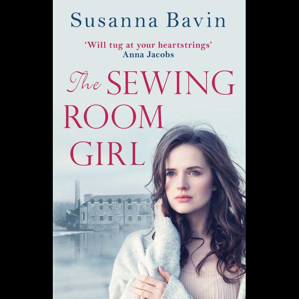 The Sewing Room Girl - Susanna Bavin   Karta-nauczyciela.org