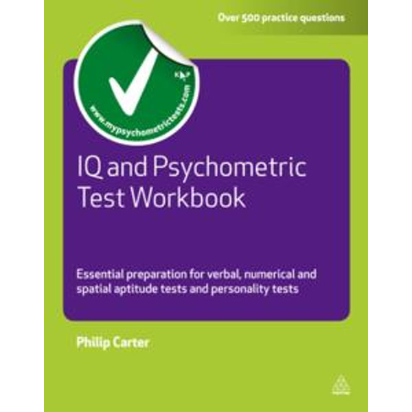 IQ and Psychometric Test Workbook - Philip Carter | 2020-eala-conference.org
