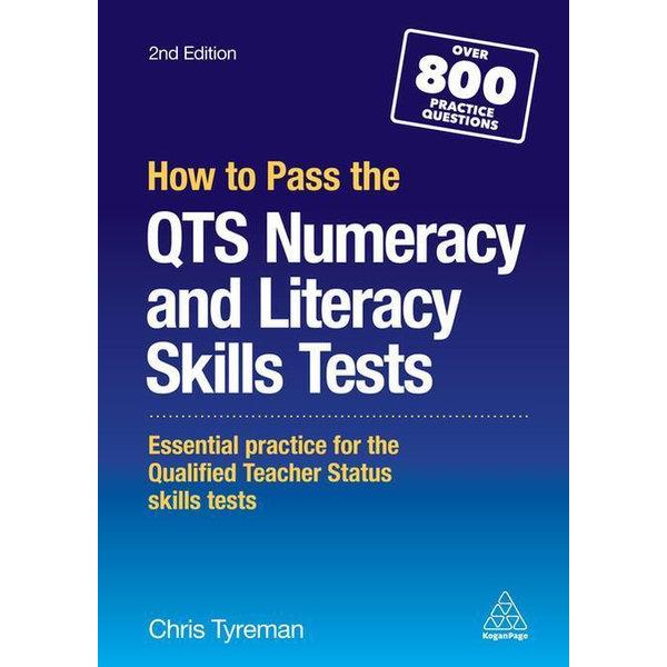 How to Pass the QTS Numeracy and Literacy Skills Tests - Chris John Tyreman   Karta-nauczyciela.org