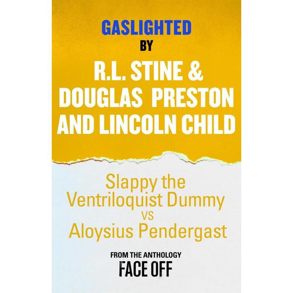 Gaslighted - R.L Stine, Douglas Preston, Lincoln Child   Karta-nauczyciela.org