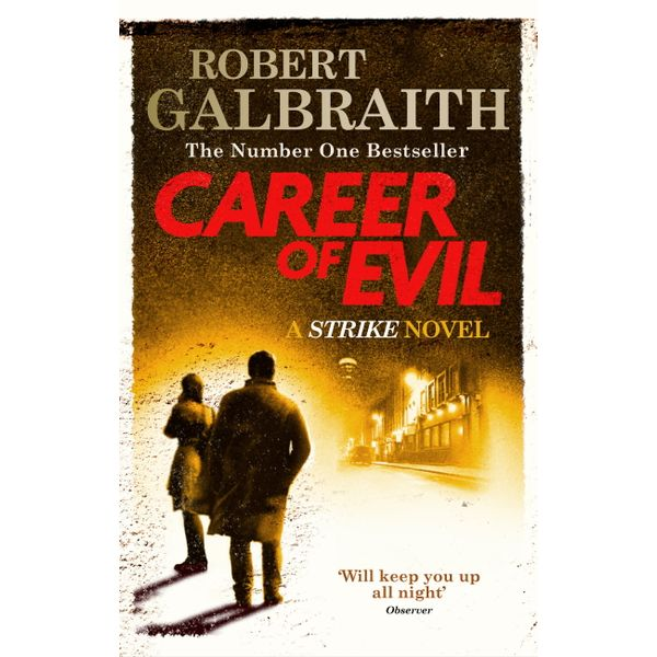 Career of Evil - Robert Galbraith | 2020-eala-conference.org