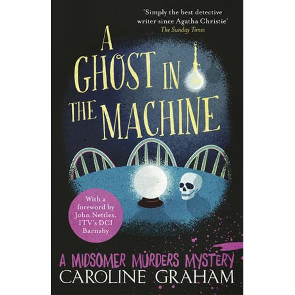 A Ghost In The Machine - Caroline Graham | Karta-nauczyciela.org