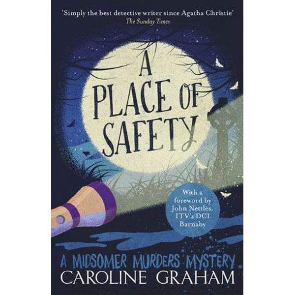 A Place Of Safety - Caroline Graham | Karta-nauczyciela.org