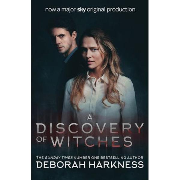 A Discovery of Witches - Deborah Harkness   Karta-nauczyciela.org