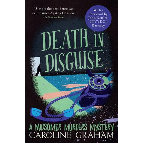 Death In Disguise - Caroline Graham | Karta-nauczyciela.org