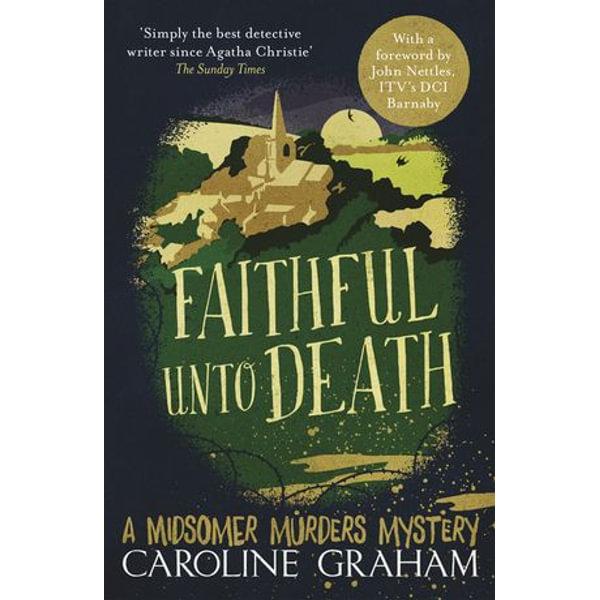 Faithful Unto Death - Caroline Graham   Karta-nauczyciela.org