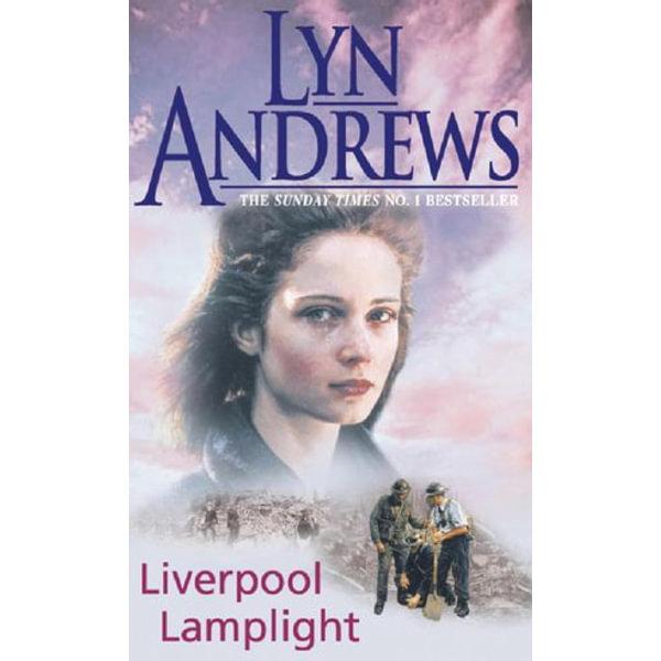 Liverpool Lamplight - Lyn Andrews   Karta-nauczyciela.org