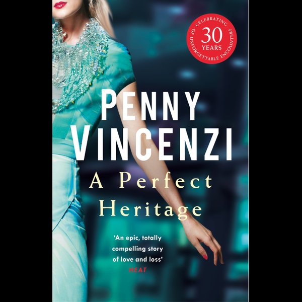 A Perfect Heritage - Penny Vincenzi   Karta-nauczyciela.org