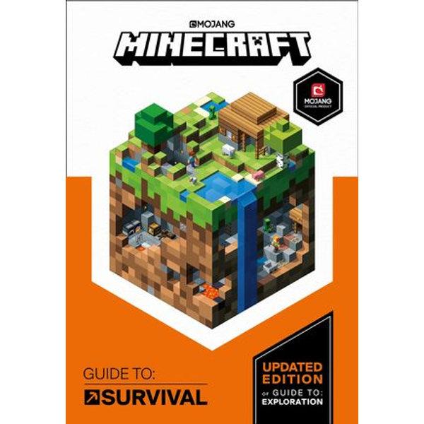 Minecraft Guide to Survival - Mojang AB   Karta-nauczyciela.org