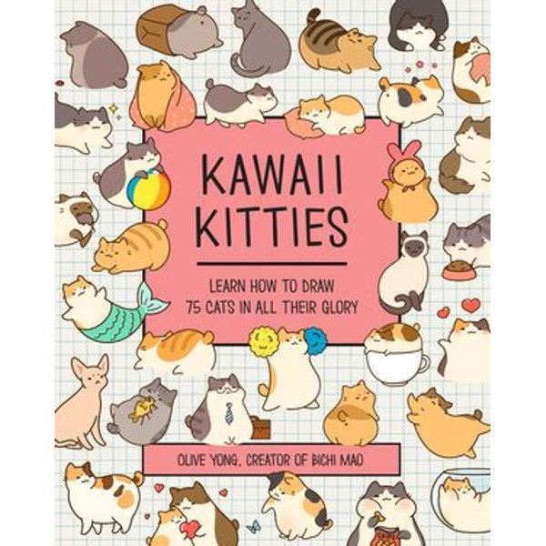 Kawaii Kitties - Olive Yong | Karta-nauczyciela.org