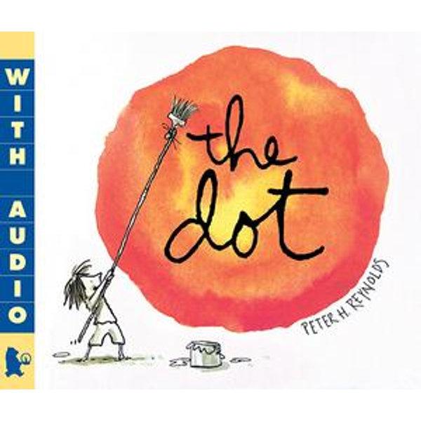 The Dot - Peter H. Reynolds | Karta-nauczyciela.org