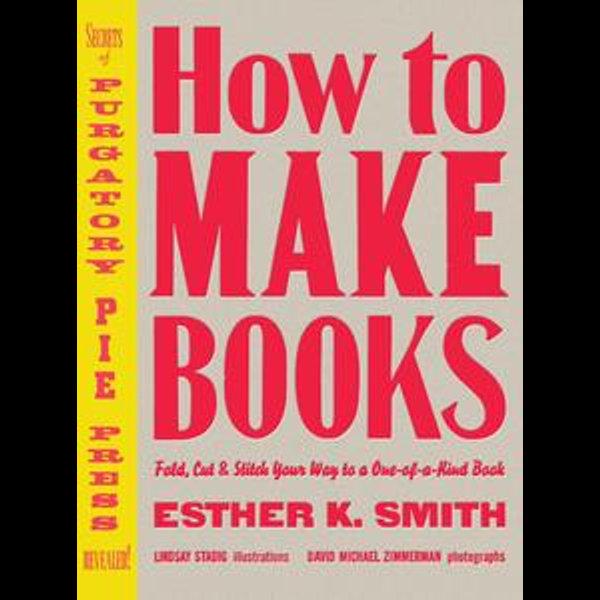 How to Make Books - Esther K. Smith | Karta-nauczyciela.org
