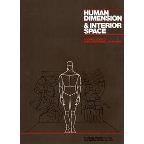 Human Dimension and Interior Space - Julius Panero, Martin Zelnik | Karta-nauczyciela.org