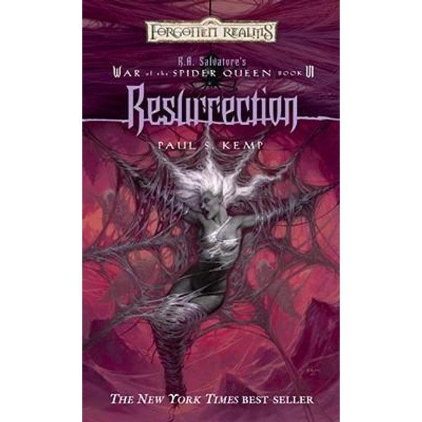Resurrection - Paul S. Kemp | Karta-nauczyciela.org