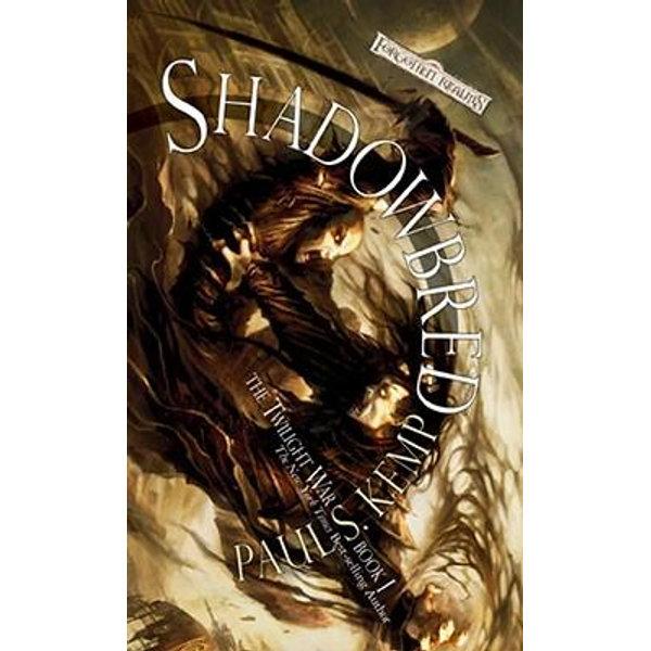 Shadowbred - Paul S. Kemp | Karta-nauczyciela.org