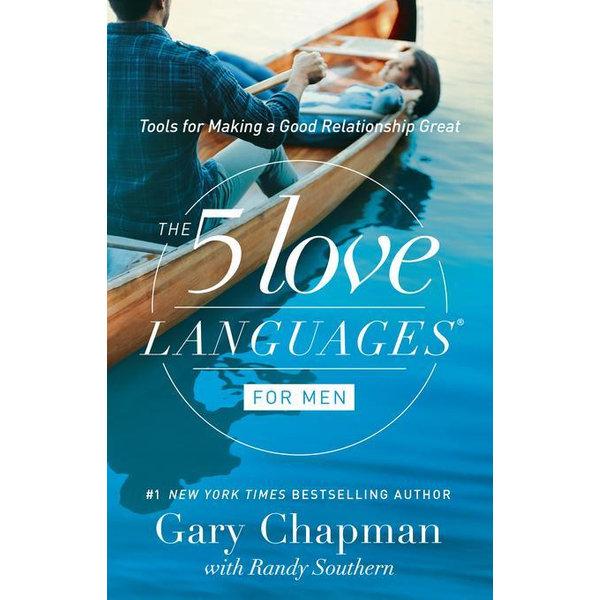 The 5 Love Languages for Men - Gary Chapman | Karta-nauczyciela.org