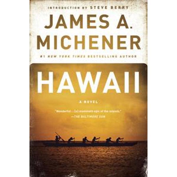 Hawaii - James A. Michener, Steve Berry (Introduction by)   Karta-nauczyciela.org