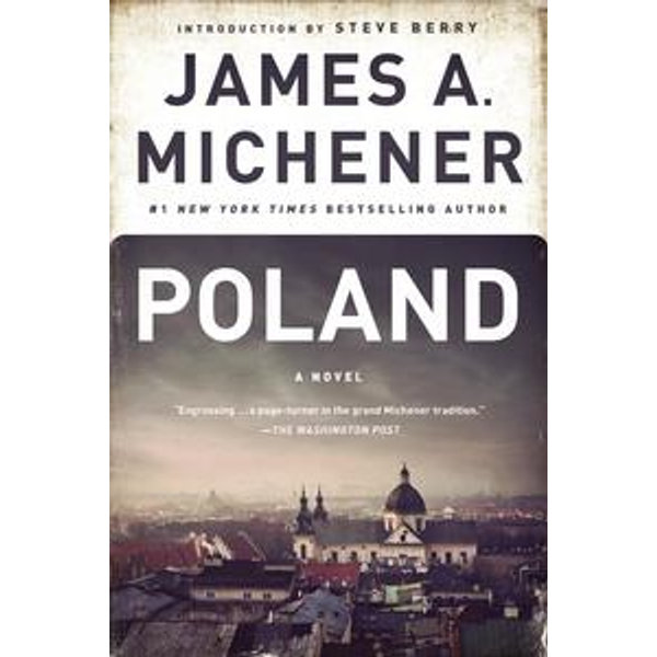 Poland - James A. Michener, Steve Berry (Introduction by) | Karta-nauczyciela.org