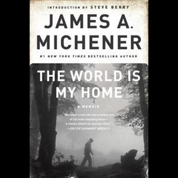 The World Is My Home - James A. Michener | Karta-nauczyciela.org