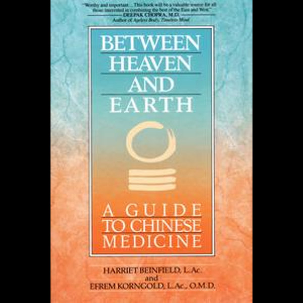 Between Heaven and Earth - Harriet Beinfield, Efrem Korngold | Karta-nauczyciela.org